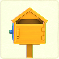 yellow wooden mailbox.png