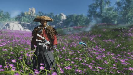 Ghost of Tsushima - Jin Armor 2