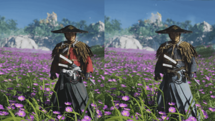 Ghost of Tsushima - Jin Armor Color Compare .png