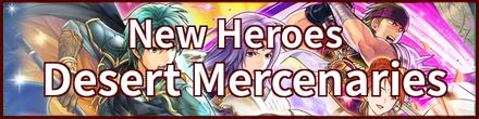 Desert Mercenaries (Revival) Banner