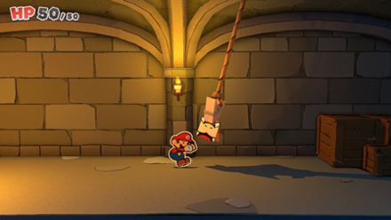 Mario Pulling Folded Bowser.png