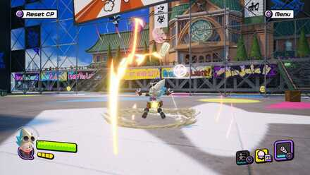 Ninja Yo-yo Yo-yo Leap