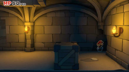 Paper Mario - Find the hole in the Dungeons wall (1).png