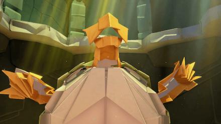 Earth Vellumental Temple Boss Battle