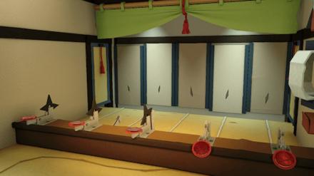 Shogun Studios Shuriken Minigame