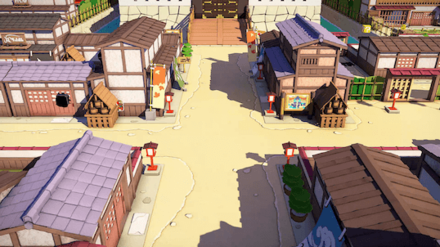 Shogun Studios Grounds
