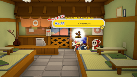 Shogun Studios Collectibles Treasure 41 - Chestnuts
