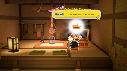 Shogun Studios Collectibles Treasure 40 - Downriver Tour Boat