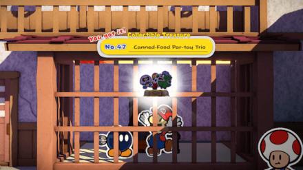 Shogun Studios Collectibles Treasure 47 - Canned-Food Par-tay Trio