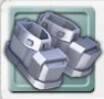 Shiny Iron Boots Icon