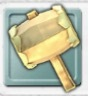 Shiny Hammer Icon