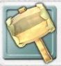 Shiny Hammer Icon