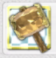 Flashy Hammer Icon