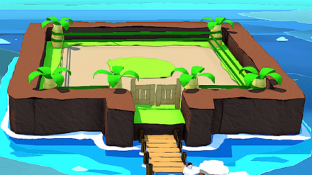 What is Scuffle Island