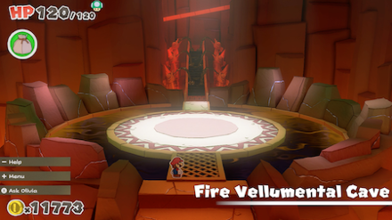 Fire Vellumental - Final Room.png