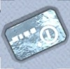Silver Membership Card Icon
