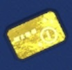 Gold Membership Card Icon
