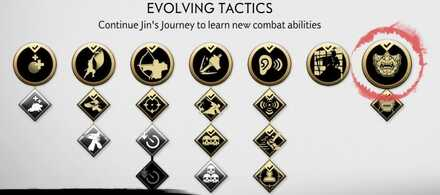 Evolving Tactics