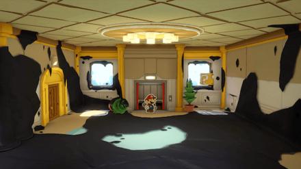 Paper Mario - Entering the Princess Peach Cruise Ship.png