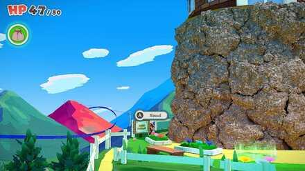 Overlook Mountain - Overlook Sports Park Signpost