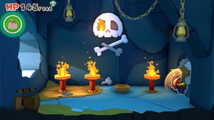 Bonehead Island - Create a shortcut