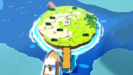 Full Moon Island