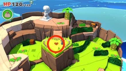 Heart Island - Toad 01