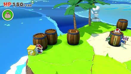 Spade Island - Block 01