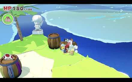 Spade Island - Toad 02