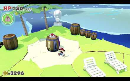 Spade Island - Toad 05