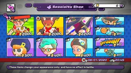 Ninjala Specialty Shop
