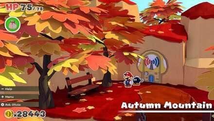 Autumn Mountain - Sensor Lab