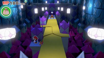 Origami Castle Avoiding the Sumo Bro.png