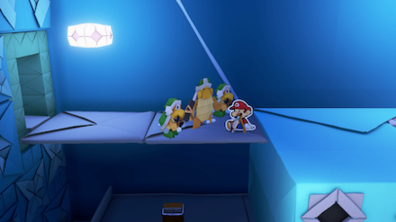 Origami Castle Ambushed by Koopa Troopas.png