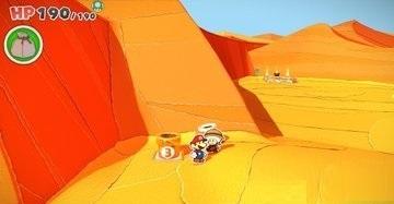 Scorching Desert - Pipe