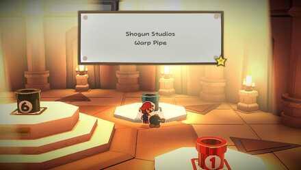 Shogun Studios Warp Pipe