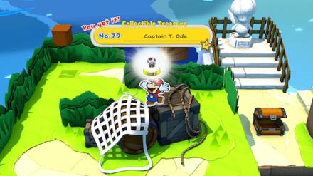 Treasure 79 Captain T Ode