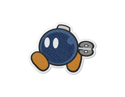 Bobby the Bob-omb Icon
