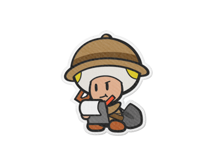 Professor Toad Icon