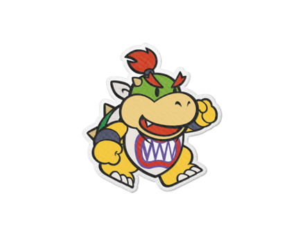 Bowser Jr. Icon