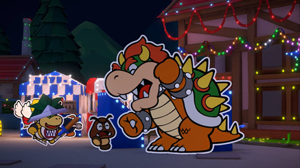 Ending - Bowser & Jr. Enjoying Festival.png