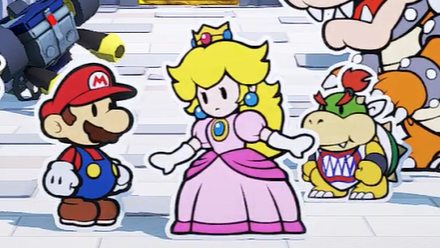 Princess Peach (Restored) Icon