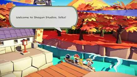 Shogun Studios Paddler