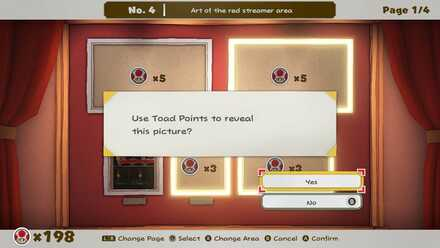 Toad Points