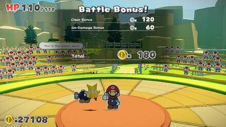 Battle Bonus