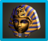King Tut Mask Image