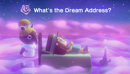 Dream Address Board Banner