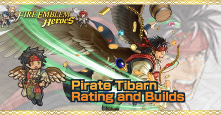 FEH Pirate Tibarn Banner