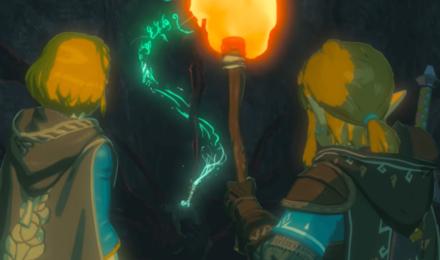 BotW 2 Link & Zelda