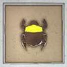 050 Yellow Scarab Beetle.png